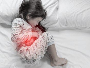 Sintomas de gastroenteritis en niños