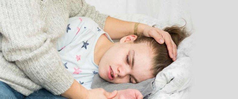 Causas de convulsiones en niños