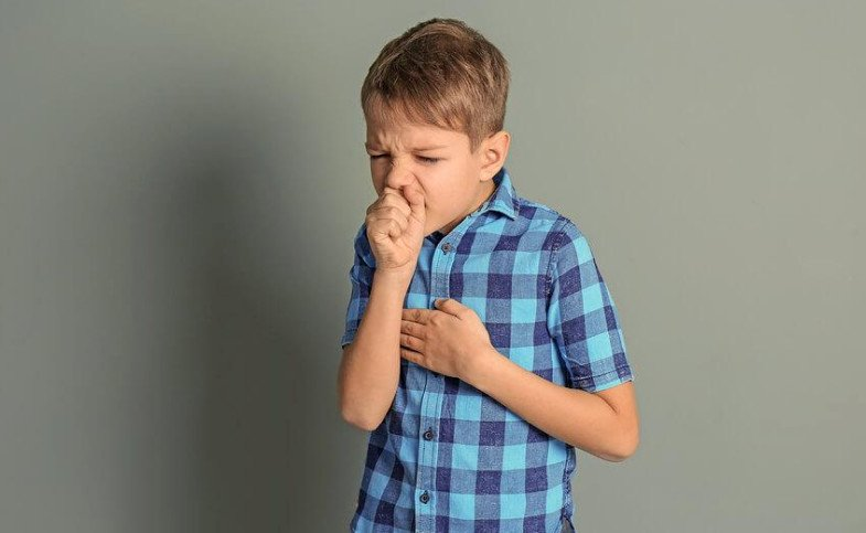 Bronquitis obstructiva en niños